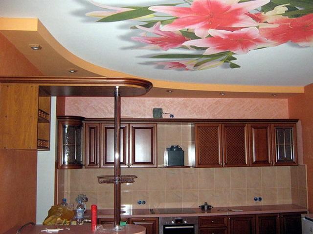 Фотопечать кухня