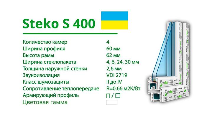 Steko S400