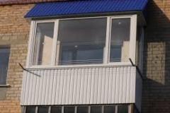 Крыша и наружная обшивка